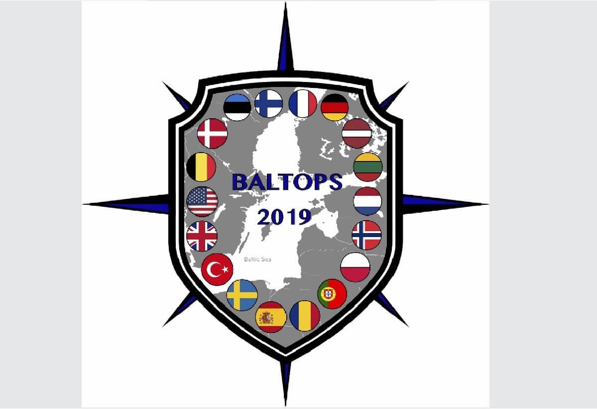 Świnoujście. Rozpoczął się udział marynarzy w największym w tym roku międzynarodowym ćwiczeniu na Bałtyku – BALTOPS 19.