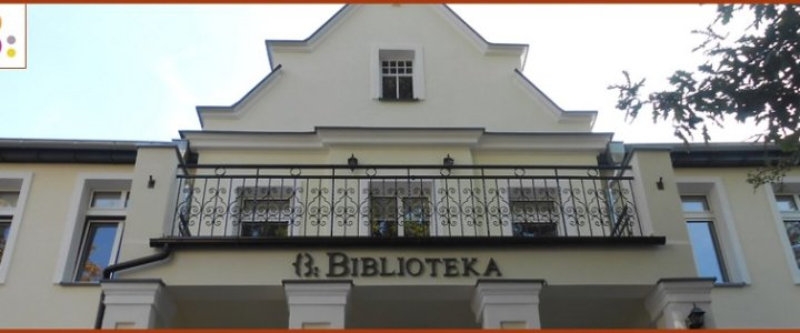 baner biblioteka miejska logo
