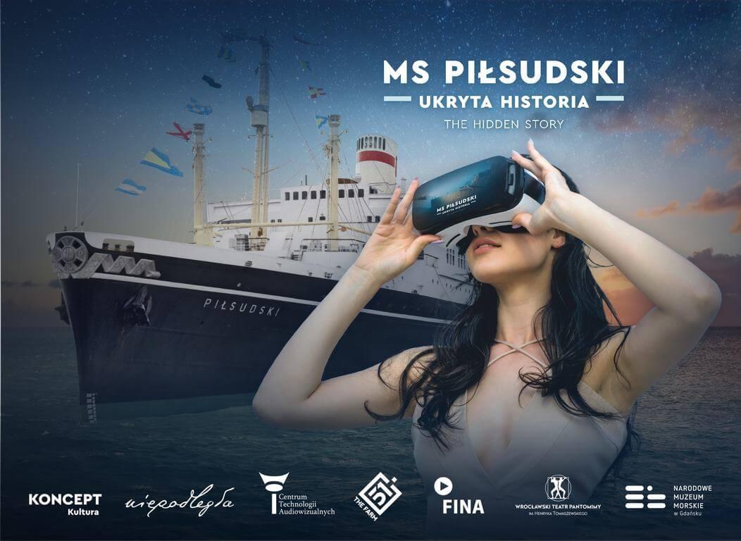 """Muzeum Narodowe w Szczecinie. Wirtualny Teatr Historii """"Niepodległa"""""""
