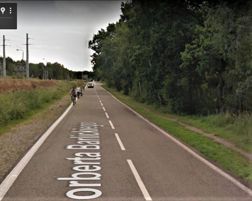 Świnoujście. Uważajcie na ulicy Barlickiego. Przygotowania do budowy ścieżki rowerowej