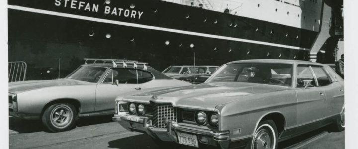 50 lat temu wyruszył z Gdyni w dziewiczy rejs do Montrealu transatlantyk Stefan Batory.