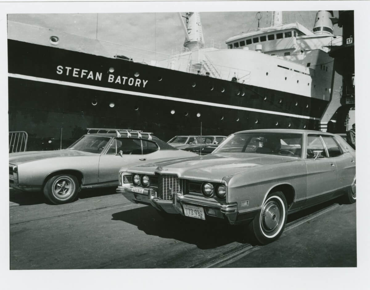 50 lat temu wyruszył z Gdyni w dziewiczy rejs do Montrealu transatlantyk Stefan Batory