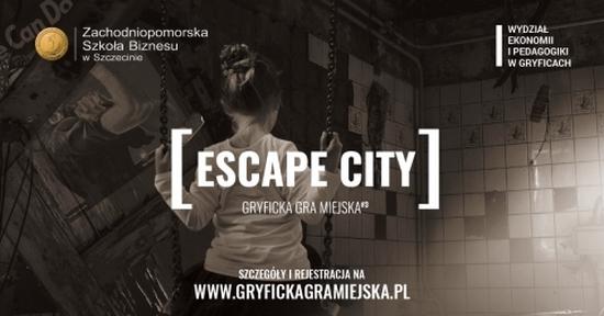 Wielka ucieczka z miasta – Gryficka gra miejska już w czerwcu