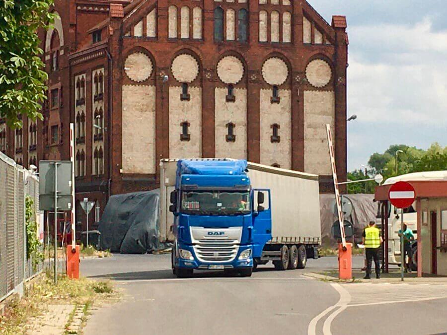 Wysoki poziom bezpieczeństwa w portach w Szczecinie i Świnoujściu.