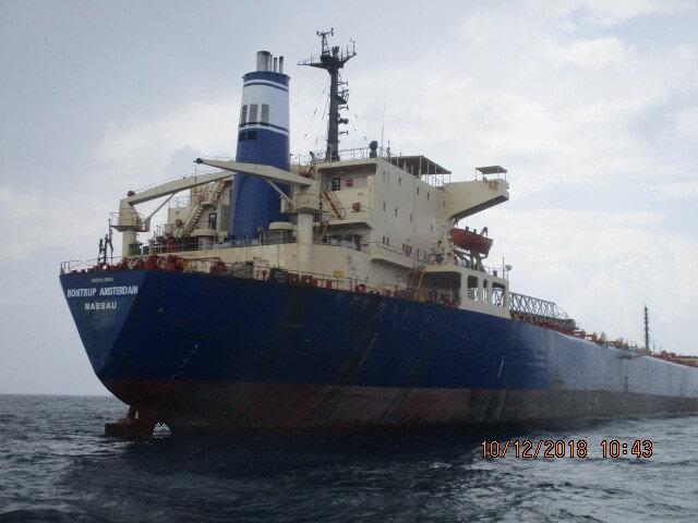 Vistal Gdynia w restrukturyzacji wyremontuje statek SMT Shipping
