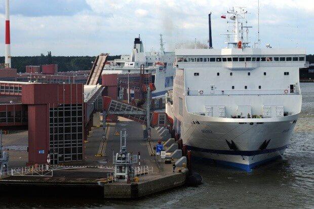 Budimex przebuduje terminal w Świnoujściu