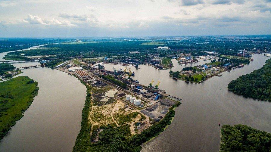 Duży wzrost przeładunków w Bulk Cargo Port Szczecin (foto, wideo)