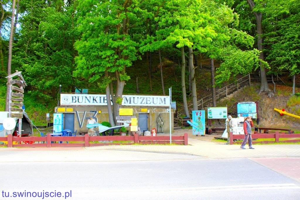 Niemiecki Poligon Doświadczalny V3 w Zalesiu