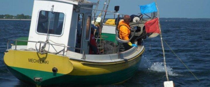Sejm uchwalił ustawę o pracy na statkach rybackich.