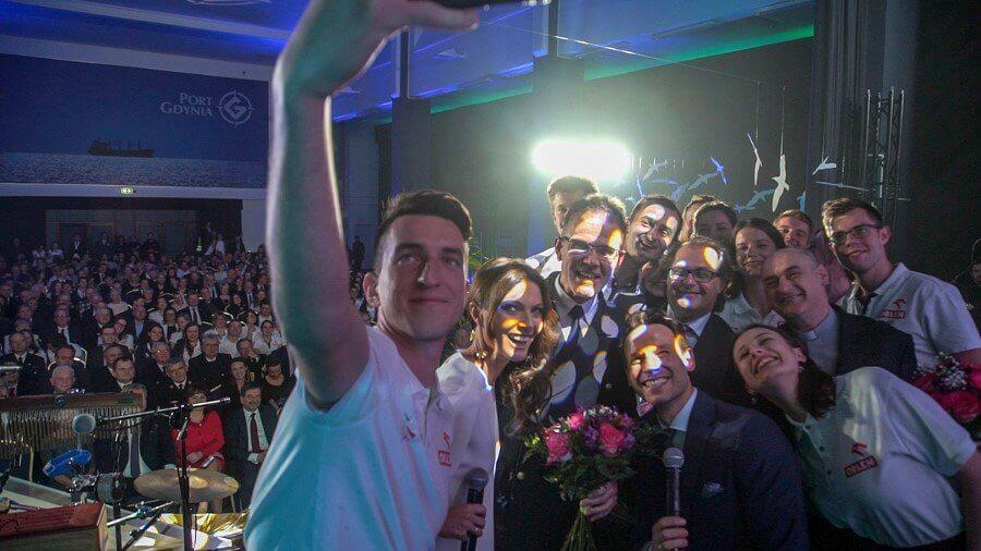 Gala na zakończenie Rejsu Niepodległości (foto, wideo)