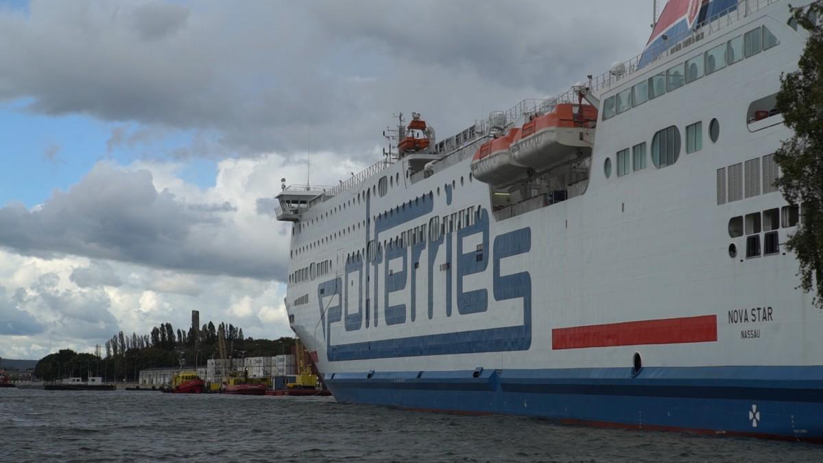 """""""To nowa jakość na Bałtyku"""". Byliśmy na pokładzie promu Nova Star (foto, wideo)"""