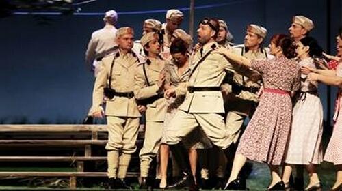 """""""Napój miłosny"""" w Operze na Zamku w Szczecinie"""