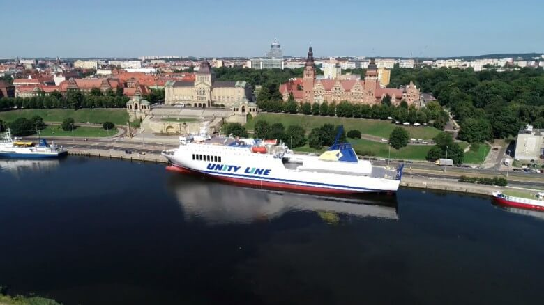 Już w przyszły czwartek Copernicus na trasie Świnoujście-Trelleborg