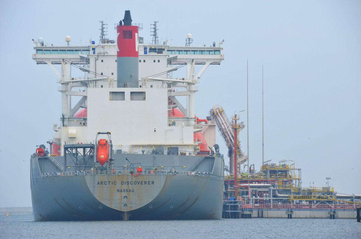 54. dostawa do Terminalu LNG w Świnoujściu (foto, wideo)