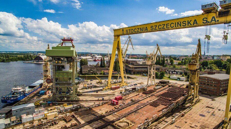 Stocznia Gdańsk i Stocznia Szczecińska łączą siły. Powstał projekt POLSKIE STOCZNIE (foto)