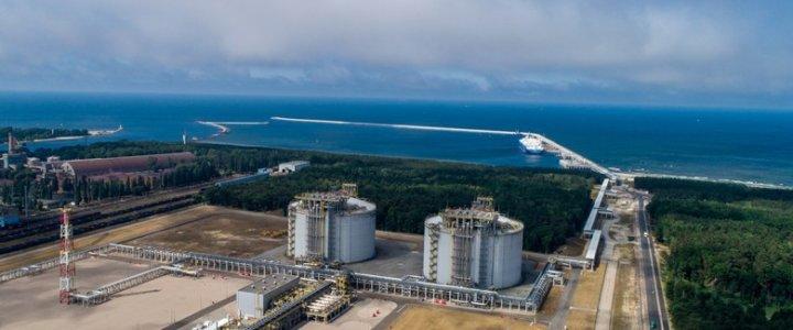 Prezydent podpisał specustawę o terminalu LNG w Świnoujściu.