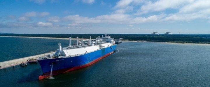 Chcemy transportować LNG do Świnoujścia.