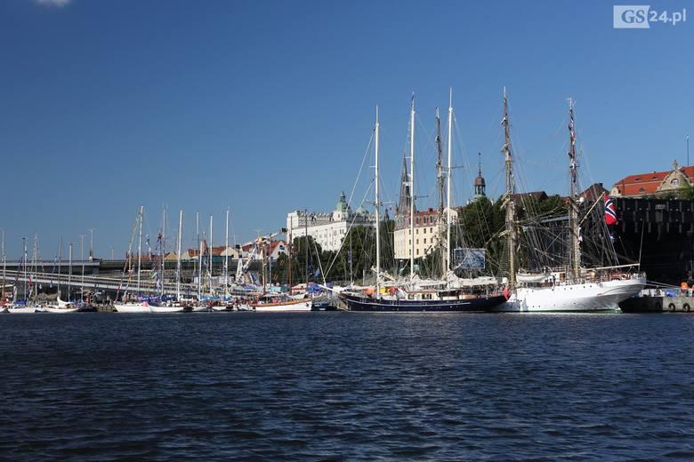 Szczecin. Bezpieczne Dni Morza – zmiany w organizacji ruchu (mapy do pobrania)