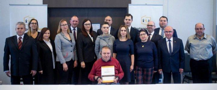 Zachodniopomorski Uniwersytet Technologiczny w Szczecinie w Partnerstwie na rzecz dostępności.