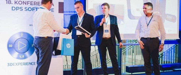 Student Zachodniopomorskiego Uniwersytetu Technologicznego w Szczecinie wyróżniony w prestiżowym konkursie dla młodych inżynierów.