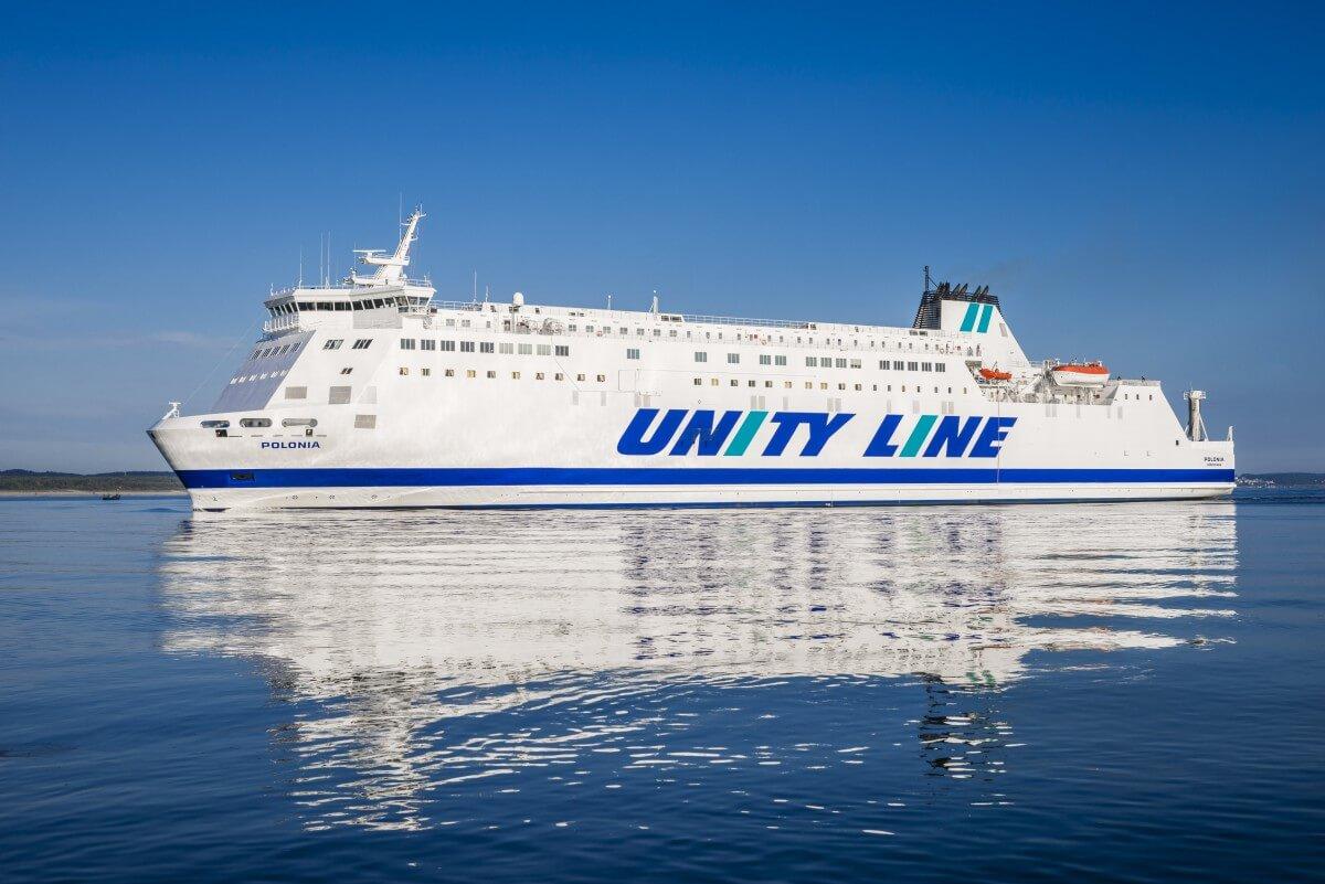 Świnoujście. Dobre wieści dla pasażerów Unity Line