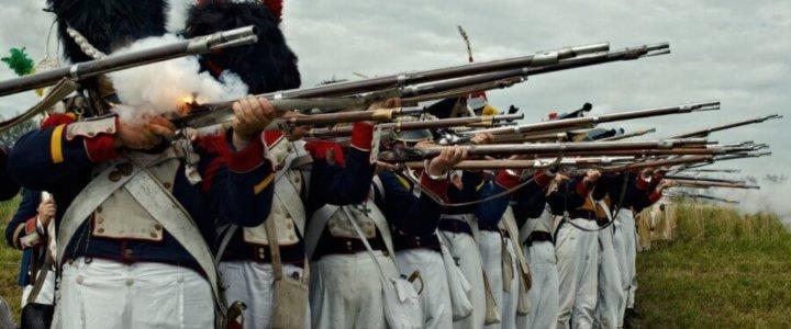 Napoleon w Świnoujściu! 200 żołnierzy piechoty, dodatkowo setka artylerzystów i jazda.