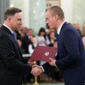 Rafał Rakoczy w gronie nominowanych profesorów w Zachodniopomorskim Uniwersytecie Technologicznym w Szczecinie.