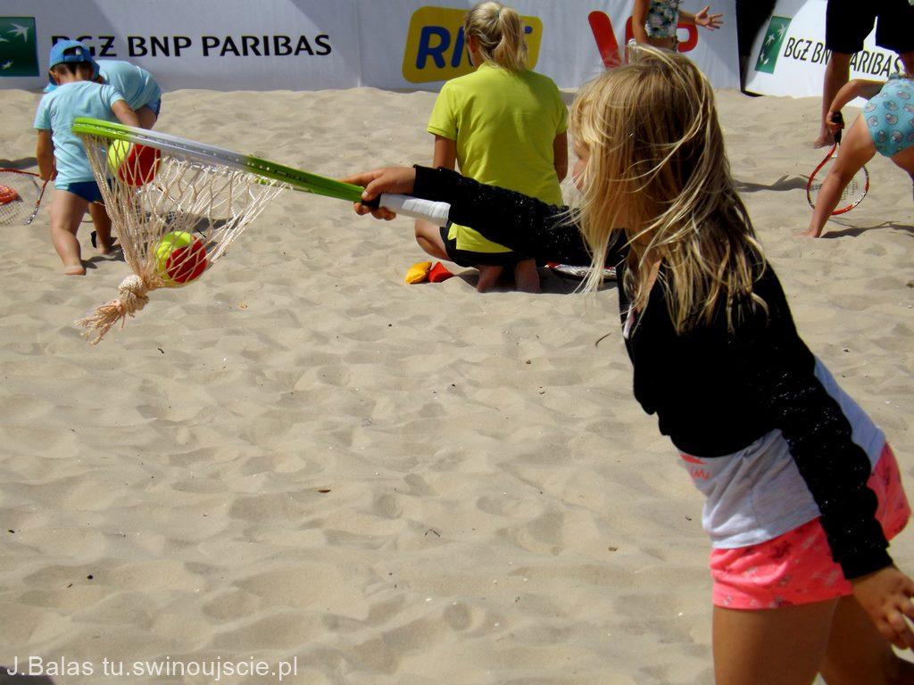 Świnoujście. Tenis opanowuje Pomorze Zachodnie