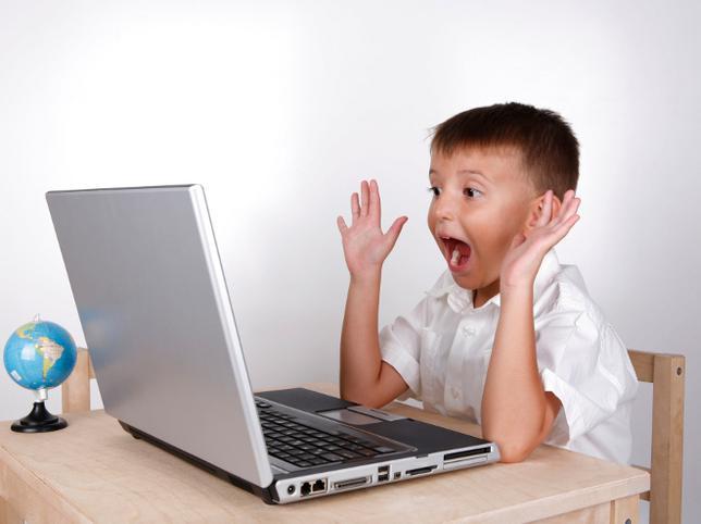 Gdzie są nasze dzieci po zalogowaniu się do sieci?