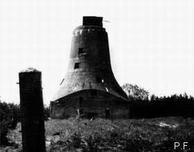 Zdjęcia obiektów militarnych na wyspach Wolin i Uznam
