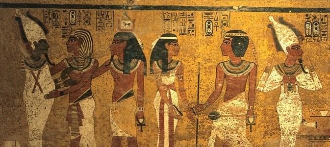 Sztuka starożytnego Egiptu – wykład w ramach Akademii Historii Sztuki