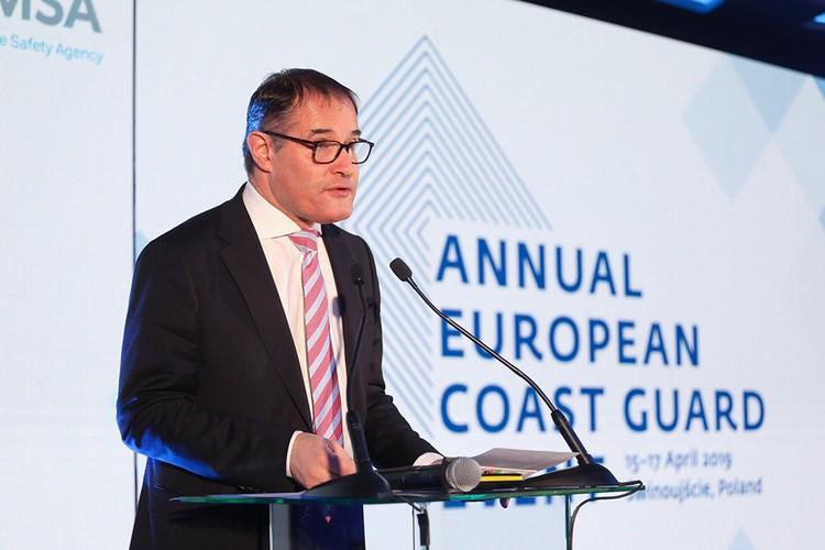 W Świnoujściu odbyło się Annual European Coast Guard Event