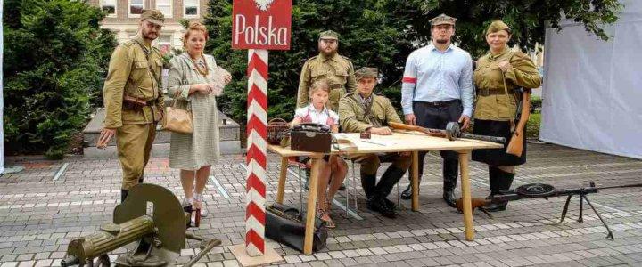 Świnoujście Polskie- wydarzenie z okazji przejęcia