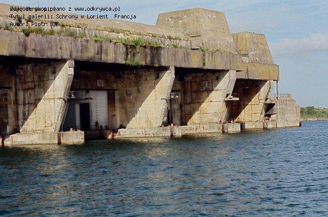 W poszukiwaniu schronów U-bootów Gdynia i Świnoujście