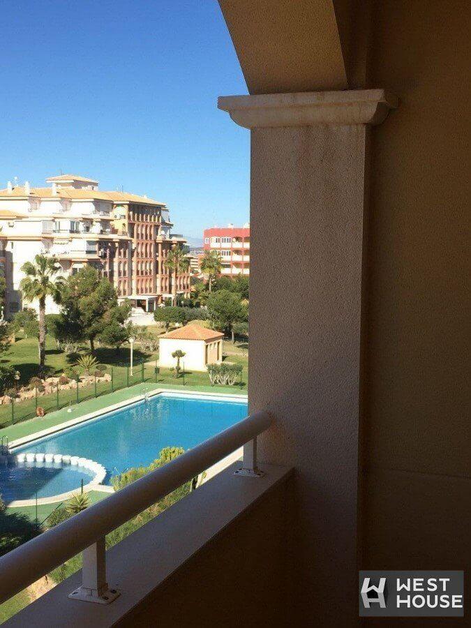 Hiszpania. Apartament w Torrevieja, La Mata