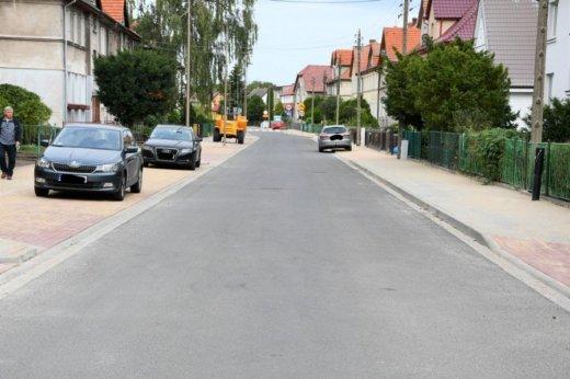 Świnoujście. Uwaga kierowcy. Ulicą Gdyńską już normalnie.