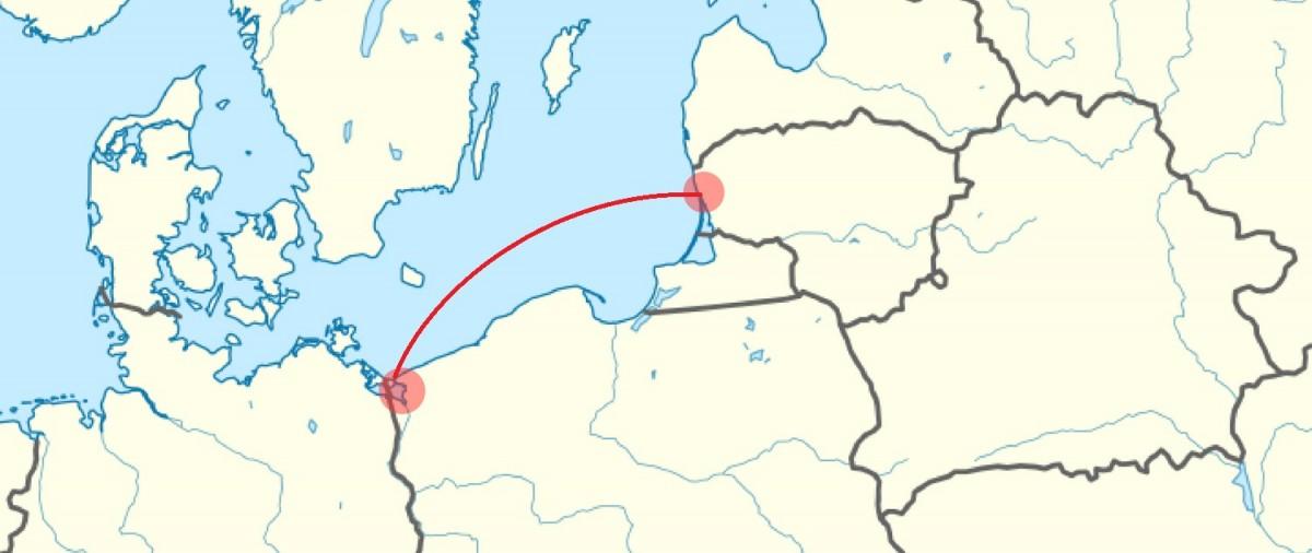 Ze Świnoujścia do Kłajpedy promem. Nowe połączenie na Morzu Bałtyckim