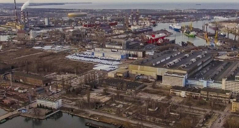 Zmiana składu zarządu Stoczni Gdańsk S.A.