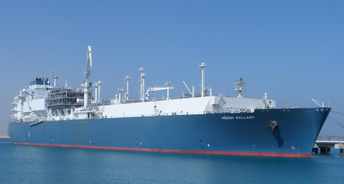 Kolejna dostawa spotowa amerykańskiego LNG do Świnoujścia
