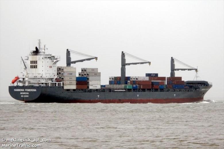 Miesiąc temu porwano Polaków z pokładu kontenerowca Pomerania Sky