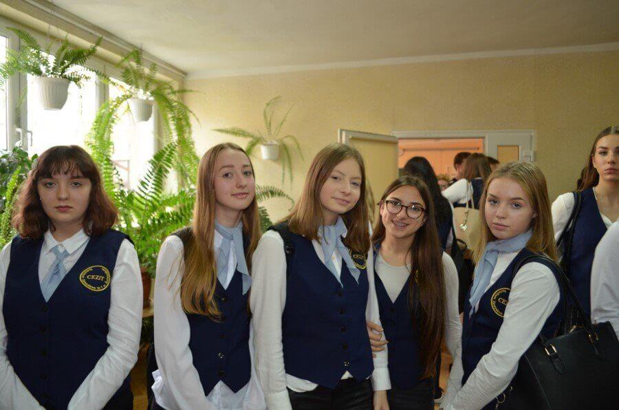 Świnoujście. Narodowe Święto Niepodległości w Centrum Edukacji Zawodowej i Turystyki - fotogaleria.