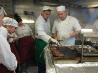 Świnoujście. Warsztaty kulinarne na pokładzie promu Polonia