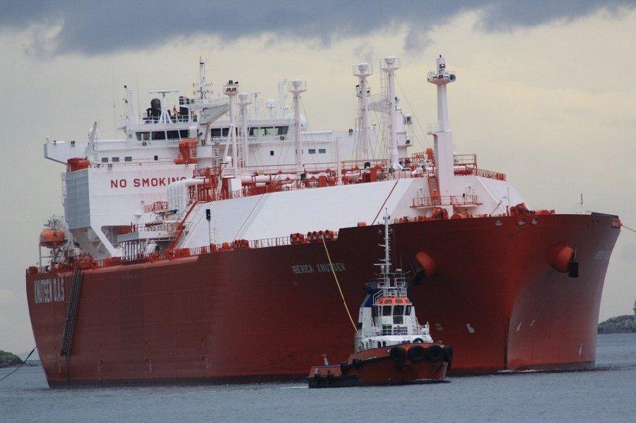 Świnoujście. W najbliższą niedzielę, 50-ta dostawa skroplonego gazu ziemnego LNG do Polski