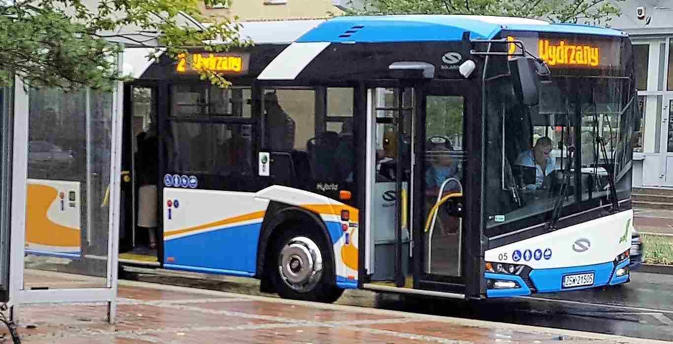 Świnoujście. W sobotę miejskimi autobusami jeździmy za darmo.