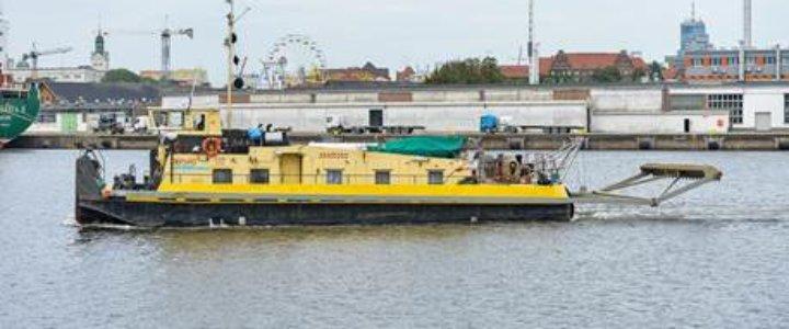 Gepard zwiększy bezpieczeństwo ruchu statków w portach Szczecin i Świnoujście.