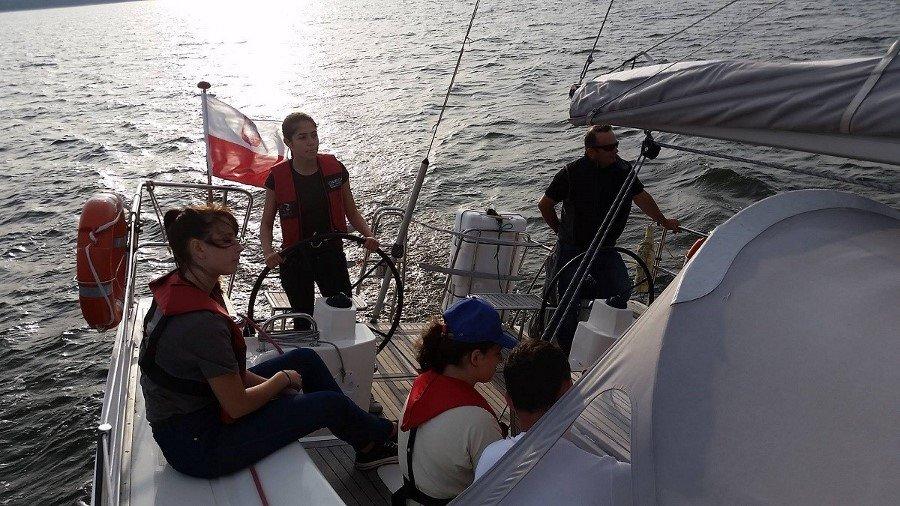 Świnoujście. Inauguracja sezonu żeglarskiego w Jacht Klubie Marynarki Wojennej Kotwica
