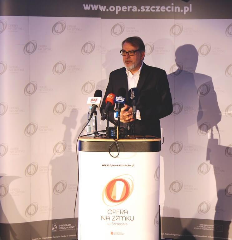 Opera na Zamku w Szczecinie. Rok Moniuszkowski, skrót konferencji prasowej