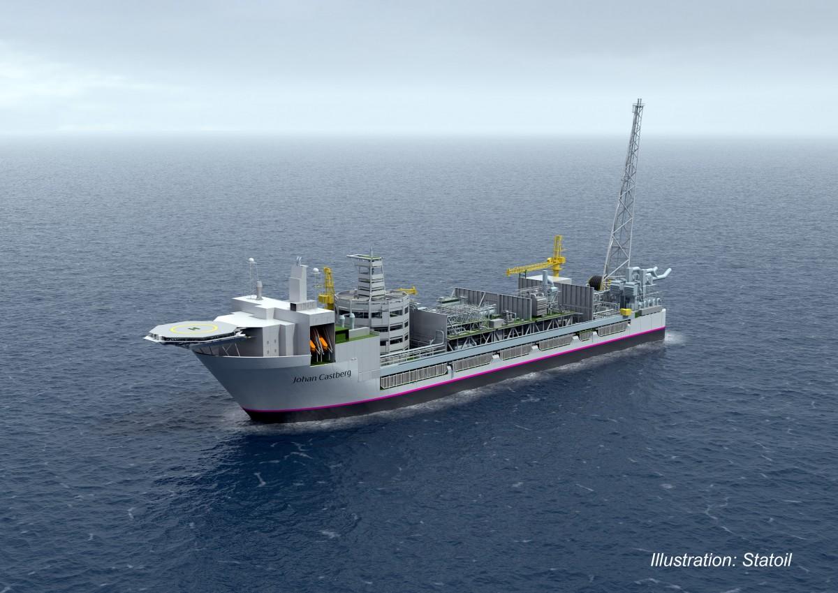 EPG wykona moduły jednostki FPSO na pole naftowe Johan Catsberg