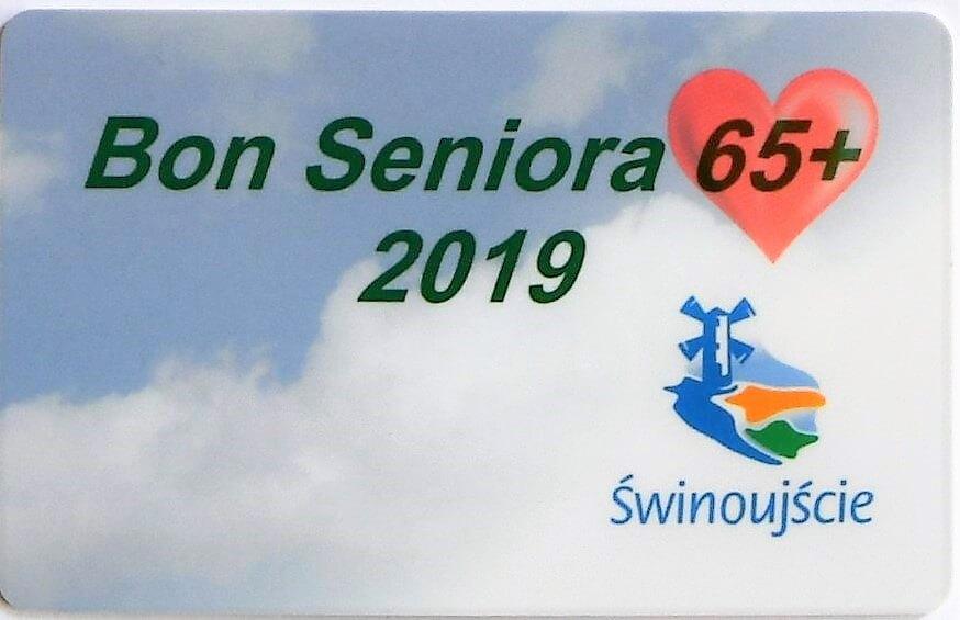 Świnoujście. Bon Seniora 2019. Od poniedziałku rusza przyjmowanie wniosków