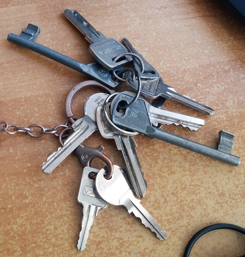 Świnoujście. W urzędzie miasta klucze czekają na właściciela.